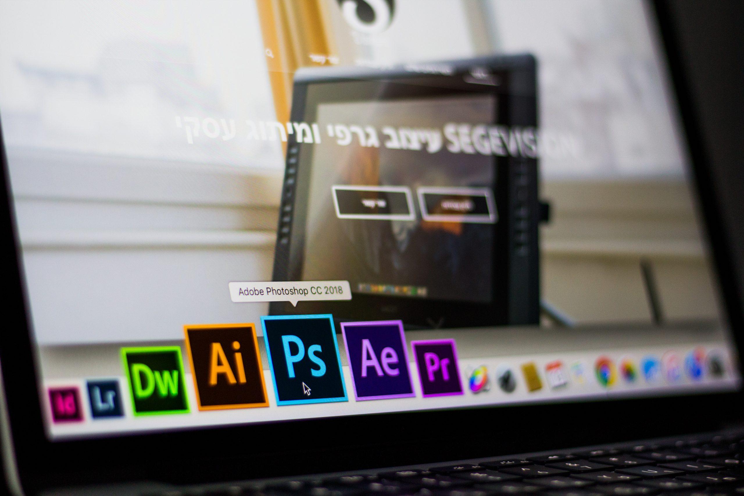 adobe photoshop data desk 693892 scaled - 動画編集練習用の映像素材サイト5選