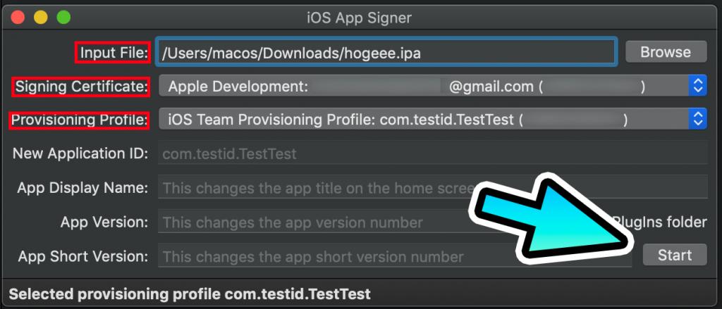 appsigner 1024x439 - 【iOS13対応】Cydia Impactorの代わりを発見!! Youtube++などのiPAファイルを入れる方法