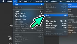 xcode createProj 300x172 - 【iOS13対応】Cydia Impactorの代わりを発見!! Youtube++などのiPAファイルを入れる方法