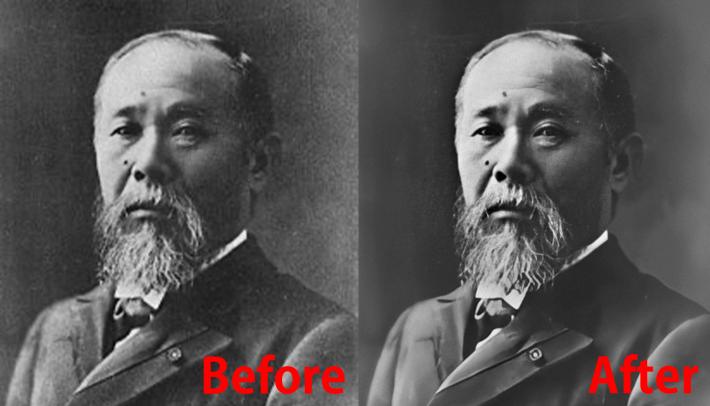 hirobumi 710x406 - 画像を高画質化する最強アプリ「Remini」