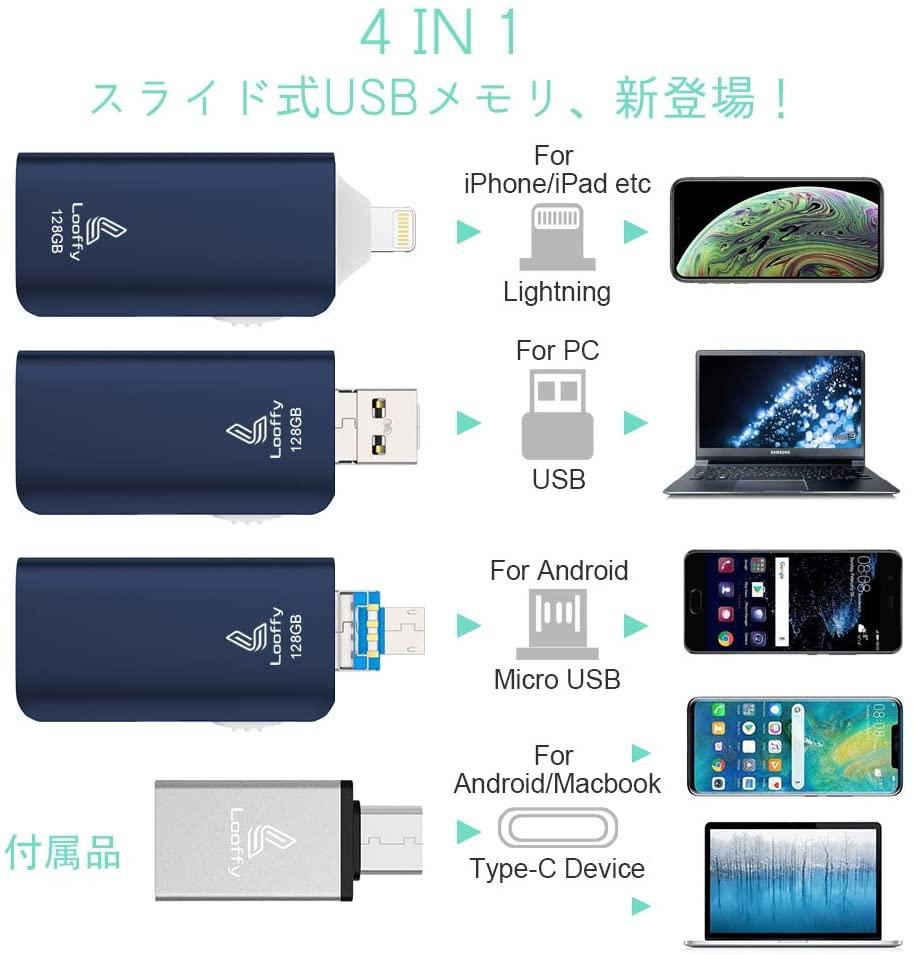 61wbpwYYOLL. AC SL1000  - 【最新版】どんな端末でも使える最強USBメモリのご紹介!!Airdropの代わりになる!!