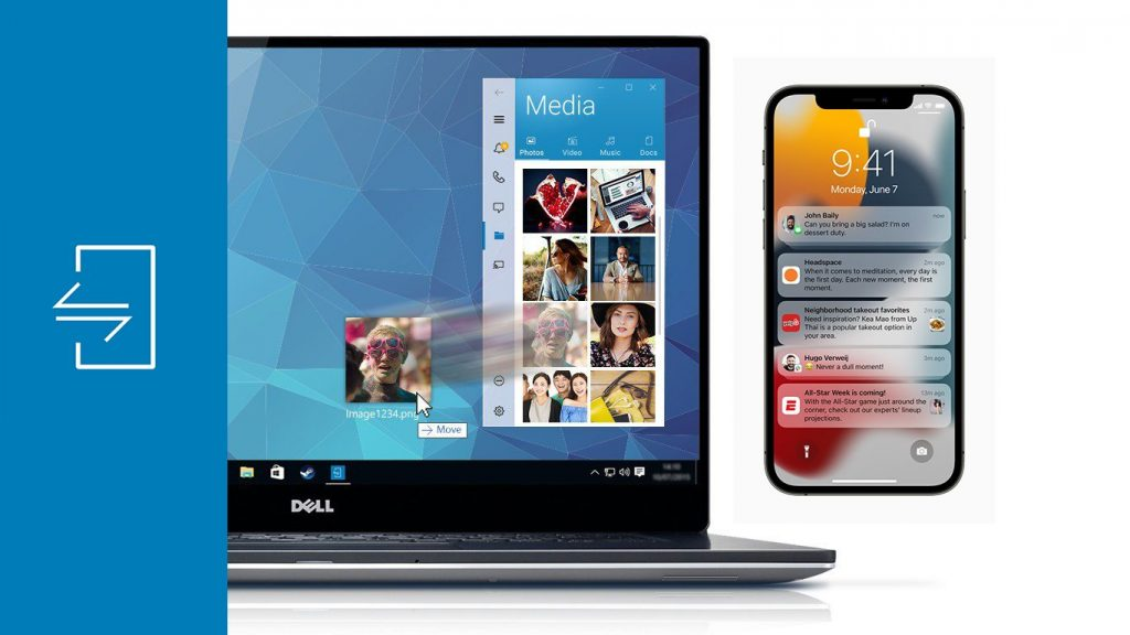 thumb ddd 1024x576 - DELL以外のPCにDell Mobile Connectをインストールする方法